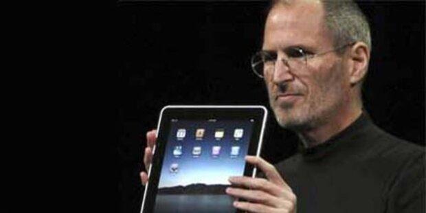 Apple wird mit dem iPad zum Buchhändler