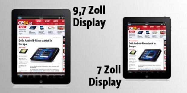 Werbeclips für das iPad 2 bereits im Kasten