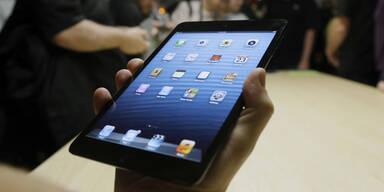 iPad mini 2 soll mit Retina-Display kommen