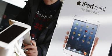 Hochspannung vor den aktuellen Apple-Zahlen