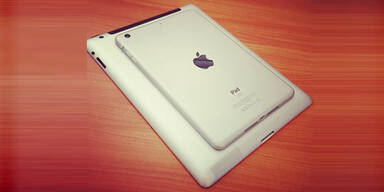 """iPad Mini wird schöner als das iPad 3"""
