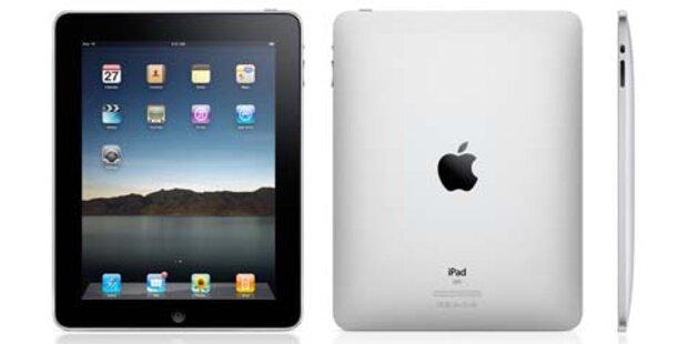 Erste iPad-Tests sind vielversprechend