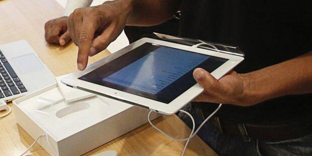 Apple arbeitet an 12,9-Zoll großem iPad