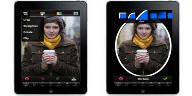 Kostenlose Photoshop App für das iPad