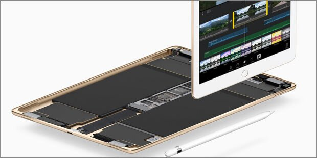 Neues iPad Pro (9,7 Zoll) hat eine eSIM