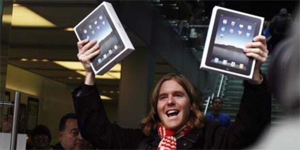 In 28 Tagen eine Million iPads verkauft