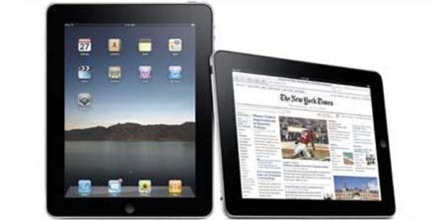 iPad kostet in Deutschland ab 499 Euro