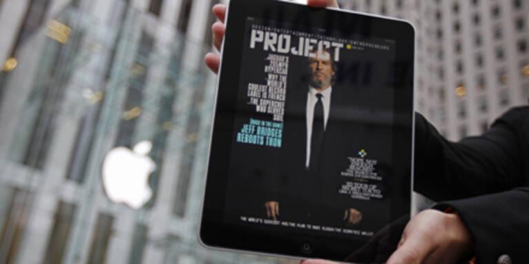 iPad 2 wird dünner und bietet mehr Sound