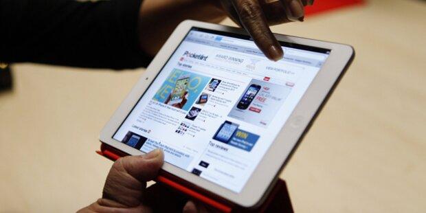 Produktionsstart des iPad 5 steht bevor