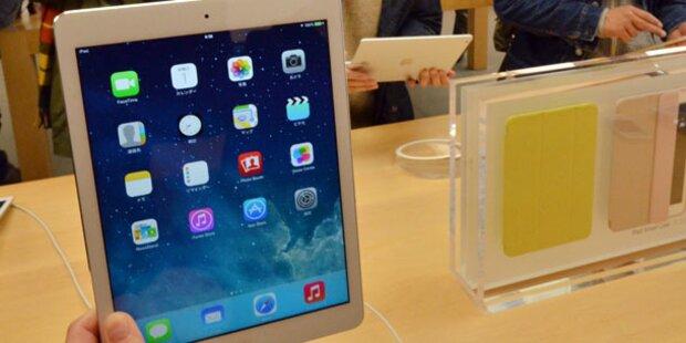 Einstiegs-Modelle von iPhone und iPad