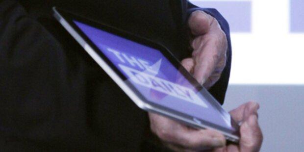 iPad 2 kommt schon nächste Woche