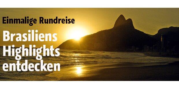 Quer durch Brasilien reisen