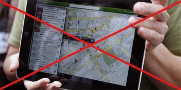 Israelischer Zoll beschlagnahmt iPads