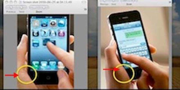 iPhone4: Display- und Empfangsprobleme?