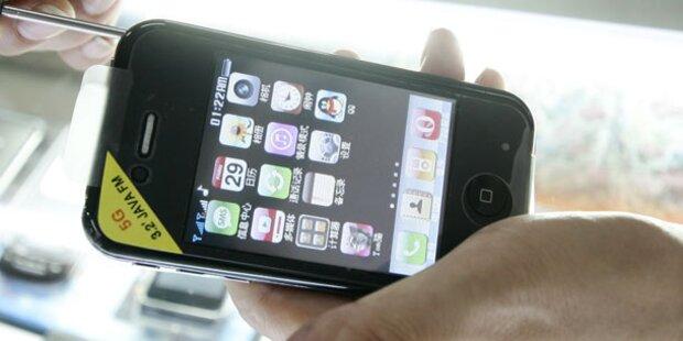 Apple verliert erneut iPhone-Prototyp
