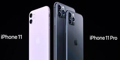 iPhone 11 (Pro), Apple Watch 5 & iPad 7 sind da