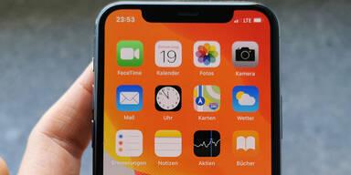 An den kommenden Tagen sollte man iPhones nicht nutzen