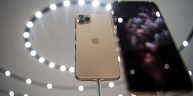 Apples iPhone-Abhängigkeit sinkt