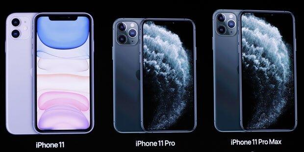 iPhone 11 wird billiger: Alle Österreich-Preise