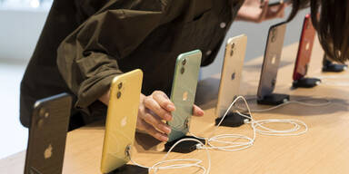 Apple hat wieder genügend iPhones & AirPods