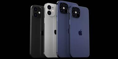 Leak: Das können die neuen iPhones 12