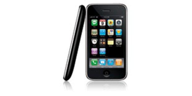 iPhone zuverlässiger als Blackberry