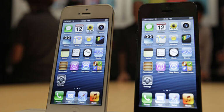 iPhone 5S soll schon in Produktion sein