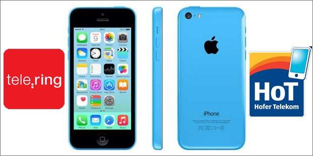 iPhone-Kampf: Hofer gegen telering