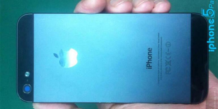 Apple hat den iPhone 5-Nachfolger fertig