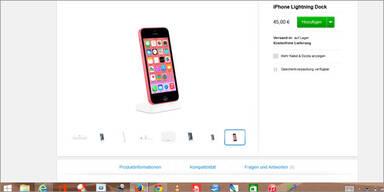 Mega-Panne: Apple zeigte iPhone 6c
