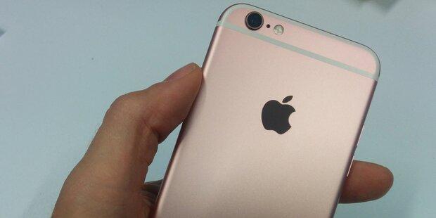 Apple-Fans laufen gegen iPhone 7 Sturm