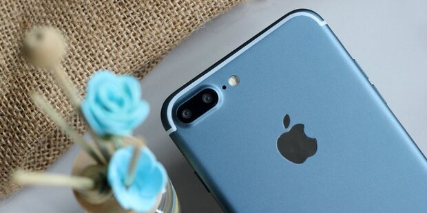 Apple fährt iPhone 7 Produktion hoch