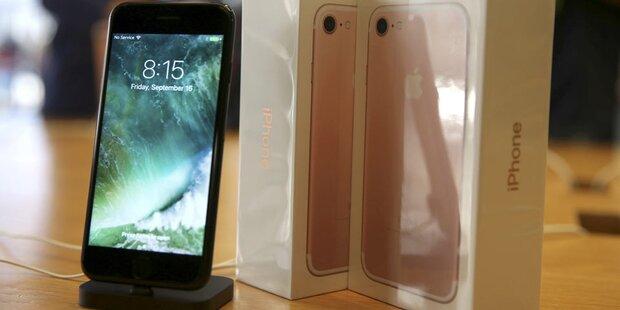 Apple ist neuer Smartphone-Weltmarktführer