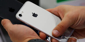 Hitze lässt iPhones verrücktspielen