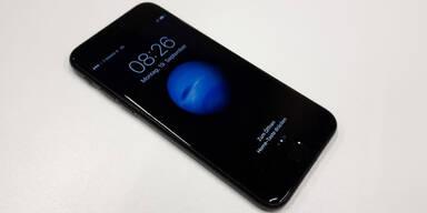iPhone 7: Nutzer klagen über kuriosen Defekt