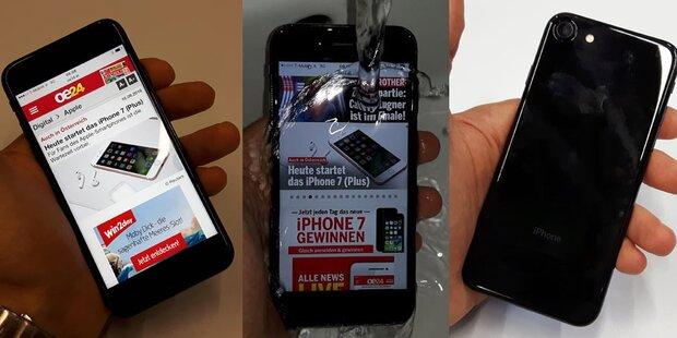 Das iPhone 7 im großen oe24.at-Test