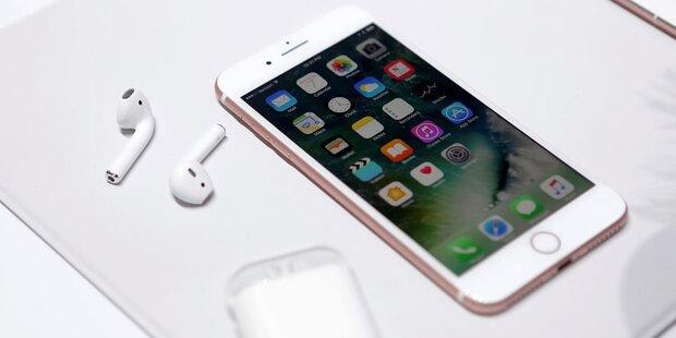 iPhone 7 soll Apple aus der Flaute führen