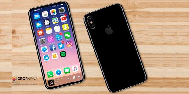 iPhone 8: Grazer liefern den Super-Sensor