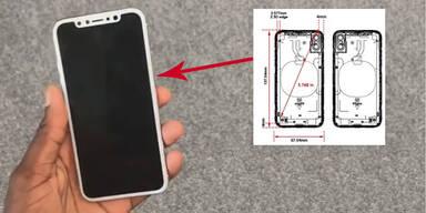 iPhone 8: Klare Fotos & exakte Abmessungen