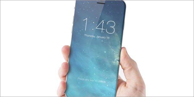 iPhone 8 schießt Apple-Aktie auf Rekordhoch