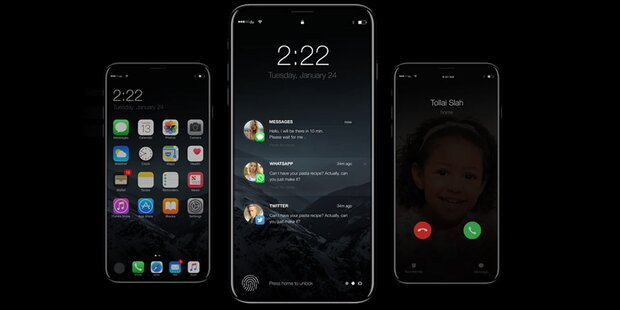 iPhone 8, 7s & 7s Plus mit Top-Feature