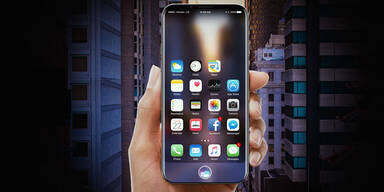iPhone 8 wohl mit genialem 3D-Sensor
