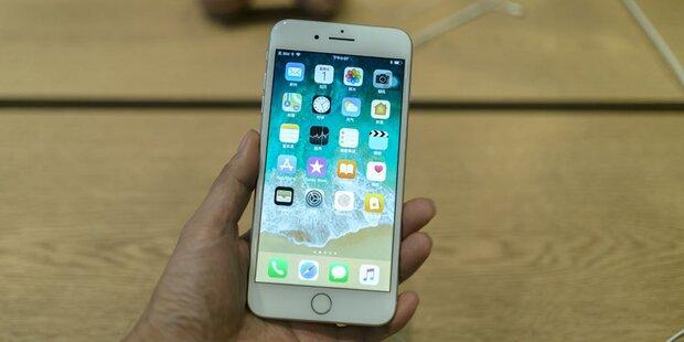 Jetzt ist iOS 11.3 auch für iPhones da