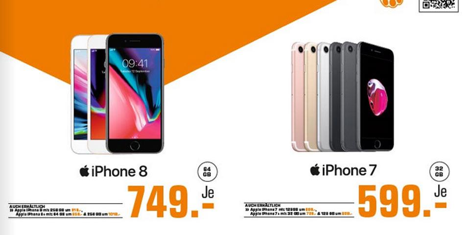Iphone 7 Plus Saturn Neu