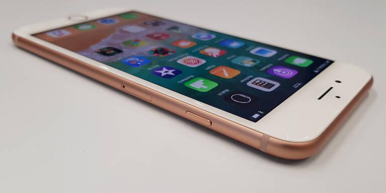 Apple übertrifft Analysten-Erwartungen
