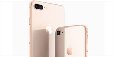 Hier ist das iPhone 8 (Plus) am günstigsten