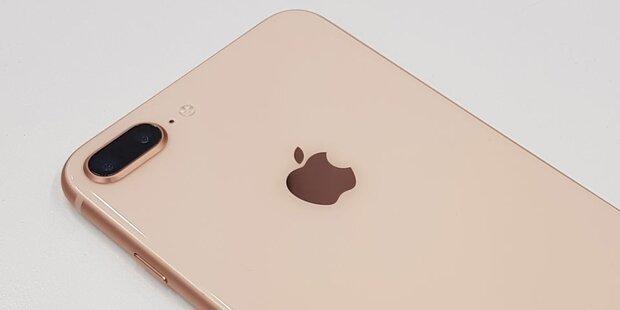 iPhone 8 hat beste Smartphone-Kamera