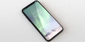 So teuer wird das iPhone 8