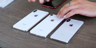 Alle Daten der neuen iPhones aufgetaucht