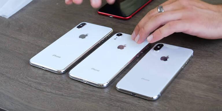 Apple-Experte bestätigt 3 neue iPhones